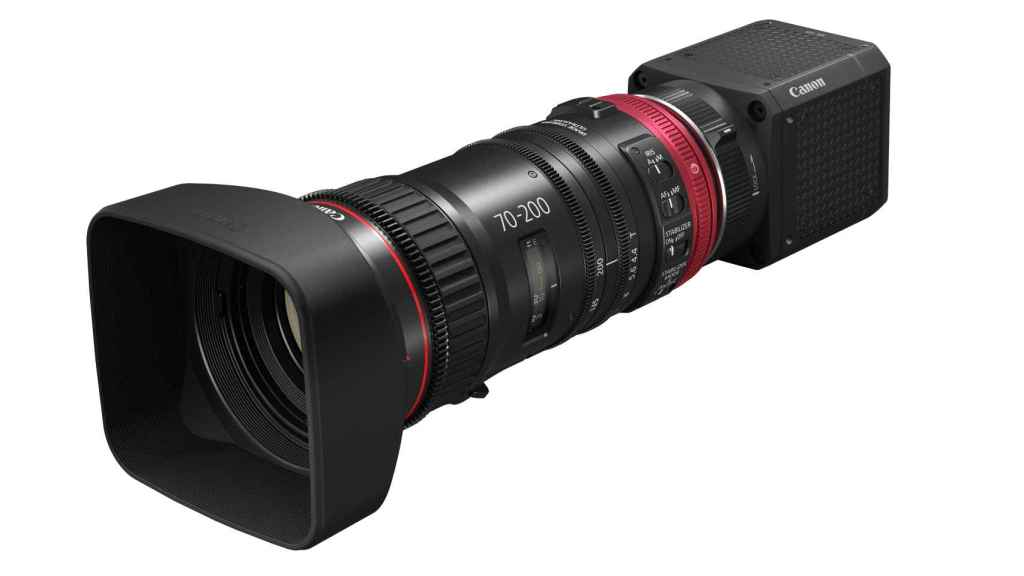 Una cámara compacta y robusta capaz de grabar en la oscuridad.