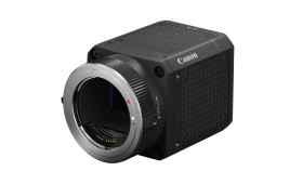 Así es la nueva cámara de Canon que graba en la oscuridad