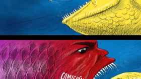 ¡Pobre pez chico!
