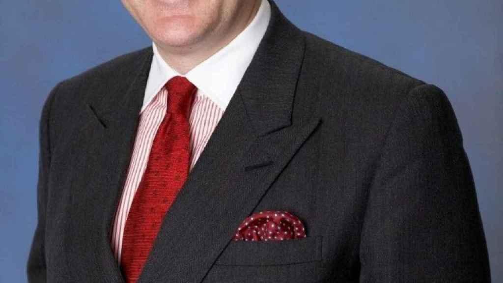 El millonario empresario mexicano, Allen Sanginés-Krause.