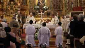 Zamora diocesis aniversario sacerdotes ordenacion 1