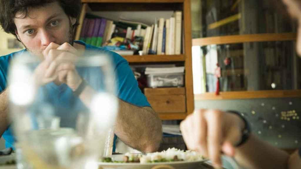 Hay gente que come y cena siempre a la misma hora.