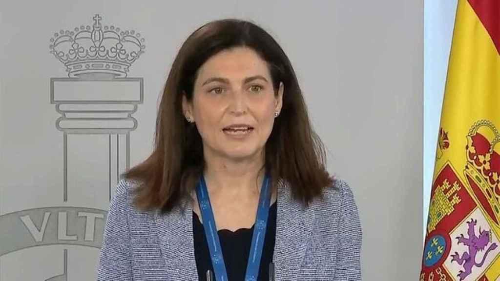 Raquel Yotti, directora del Instituto de Salud Carlos III.