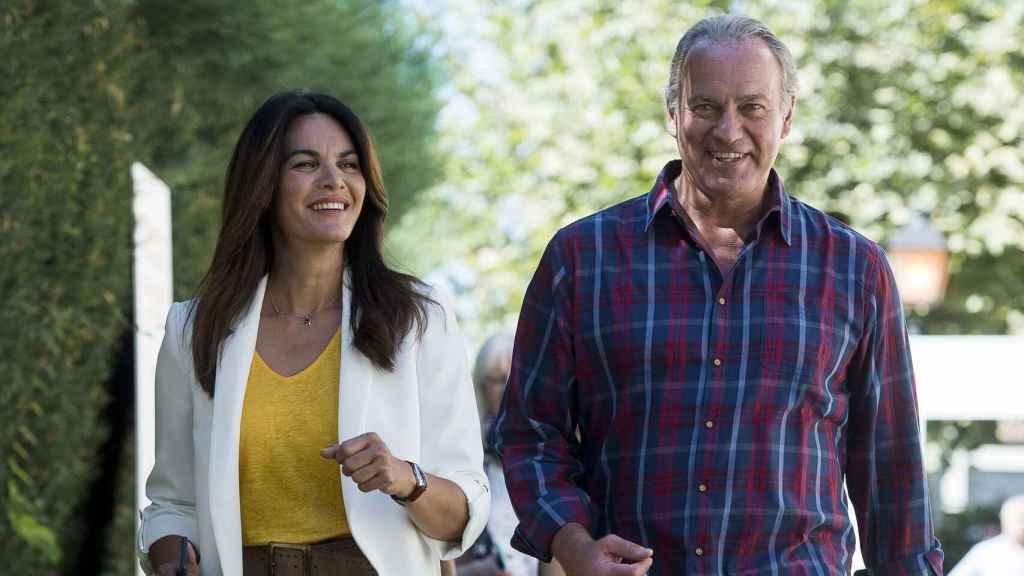 Bertín y su mujer, Fabiola, han mostrado su lado más solidario a través de su fundación.
