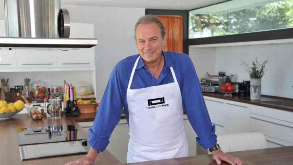 Bertín Osborne se embolsa 30.000 euros por cada programa de 'Mi casa es la tuya'.