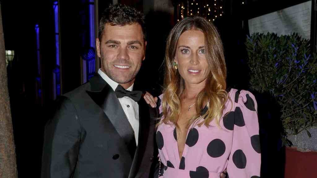 Fonsi Nieto y Marta Castro han anunciado el nacimiento de su primer hijo en común.