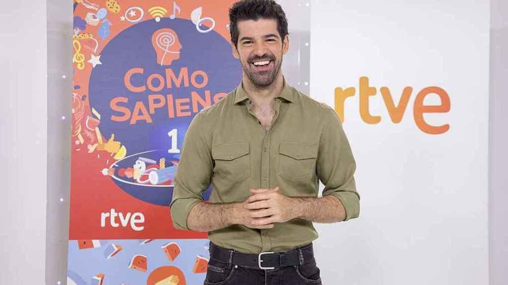 Miguel Ángel Muñoz presenta 'Como Sapiens' en La 1.