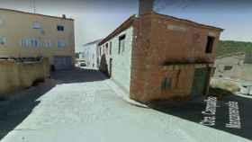 Calle Enmedio de Manzaneruela (Foto: Google)