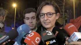 La responsable jurídica de Vox, Marta Castro.