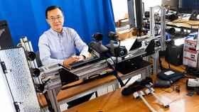 Lijun Yin, profesor del centro Thomas J. Watson de la Universidad de Binghamton.