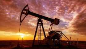 Imagen de un pozo petrolífero.