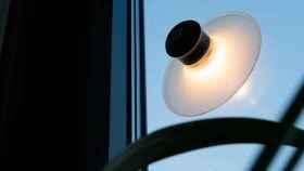 Una lámpara con ventosa para usarla en cualquier parte