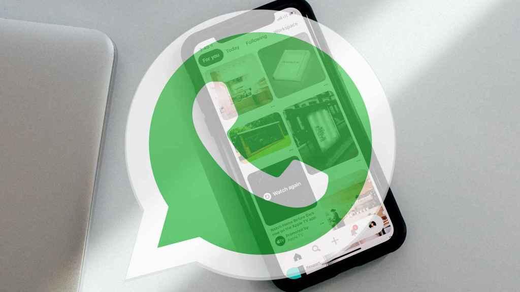 El modo oscuro y otras funciones llegaron a WhatsApp.
