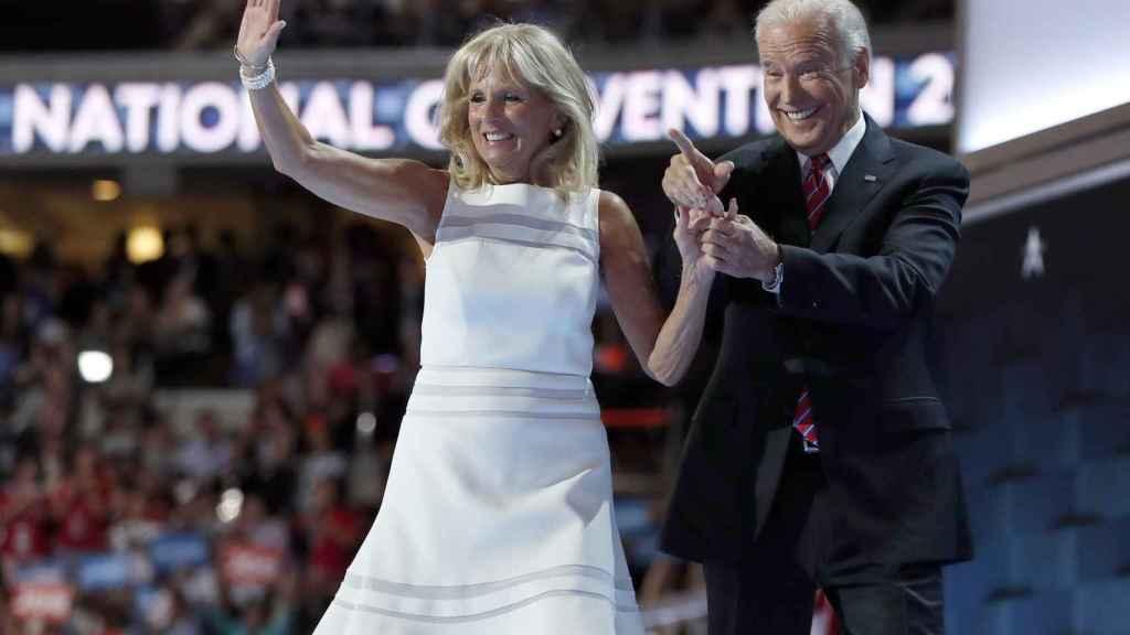 Jill ha sido el mayor apoyo de Joe en su vida personal  y política.