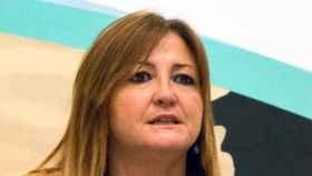 Marta Corella, alcaldesa socialista de Orea (Guadalajara)