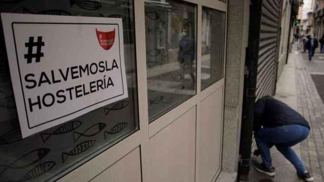 La hostelería estalla: bares y restaurantes piden un plan de rescate ante la oleada de cierres