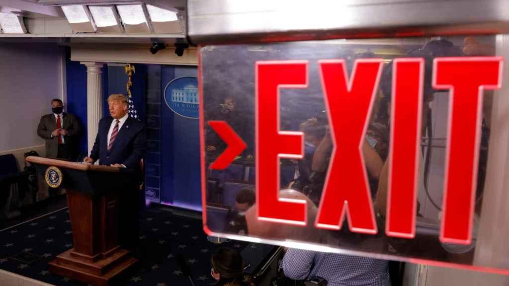 Los expertos temen que no acepte los resultados electorales.