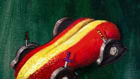 lengua vehicular vertical