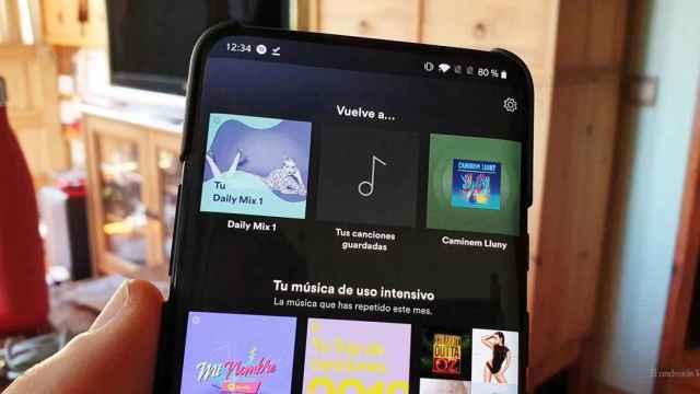 Cómo ver las canciones que has escuchado recientemente en Spotify