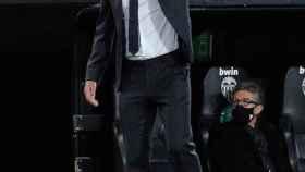 Zidane analiza en rueda de prensa la derrota del Real Madrid ante el Valencia