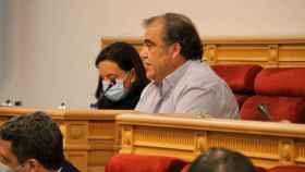 Pablo Corrales, concejal del PP en el Ayuntamiento de Toledo
