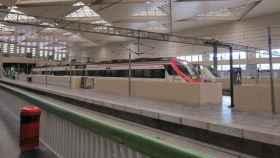 La estación intermodal de Delicias, en Zaragoza