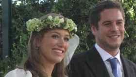 Miguel Ángel Herranz y Lucía Benavente se casaron en 2010