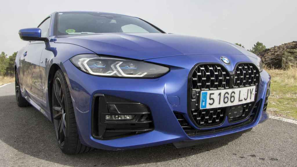 Tras este BMW Serie 4 Coupé llegará el Gran Coupé y el Cabrio.