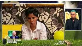 Kiko Rivera en su llamada en directo a Telecinco.