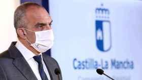 Juan Camacho, director general de Salud Pública de Castilla-La Mancha (Ó. HUERTAS)