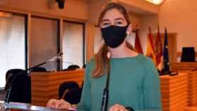 La viceportavoz del Ayuntamiento de Ciudad Real, Mariana Boadella