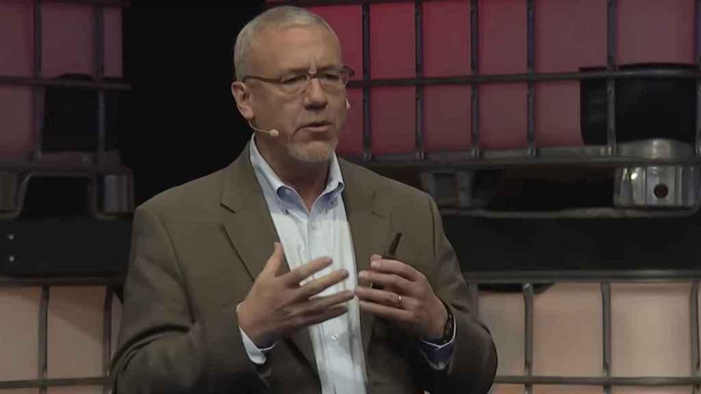 Mark Ryland, director de 'la oficina del CISO' de AWS.