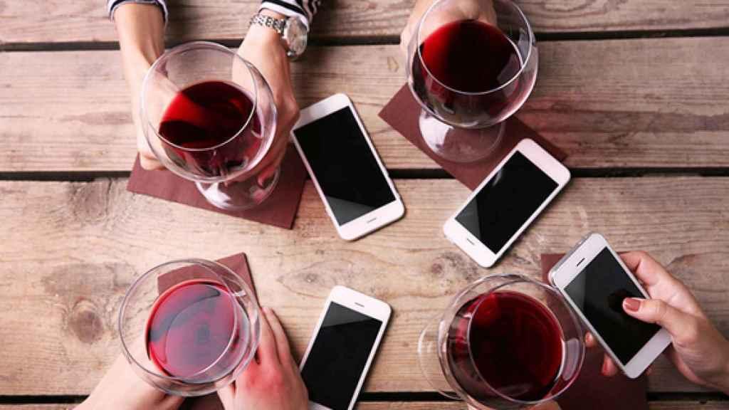La tecnología ya forma parte de la magia del vino.