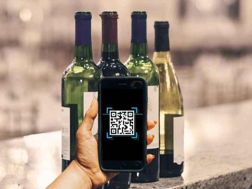 El código QR da paso a la tecnología NFC.