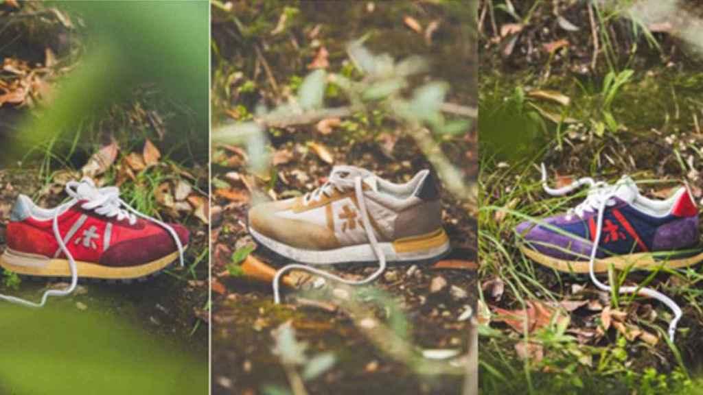 Las zapatillas sostenibles más increíbles del mercado.
