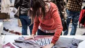 5a edición del Maratón de reciclaje textil creativo de La Casa Encendida.