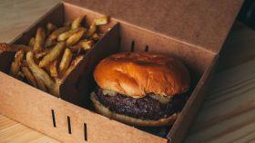 Hamburguesa de Juancho's BBQ por delivery