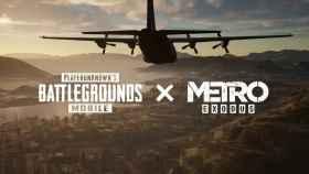 PUBG Mobile se actualiza con el nuevo modo Metro Royale