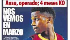 Portada Mundo Deportivo (10/11/20)