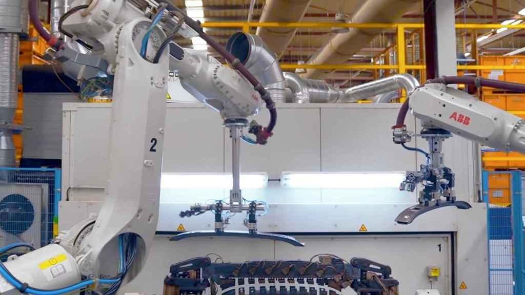Telefónica y Gestamp digitalizan la primera fábrica con tecnología 5G