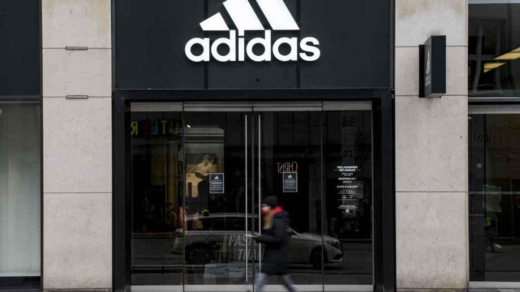 Una tienda de Adidas en Alemania.