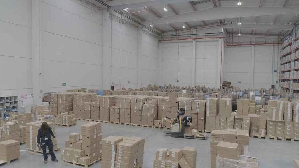 AliExpress amplía su capacidad logística con tres almacenes cerca de Madrid