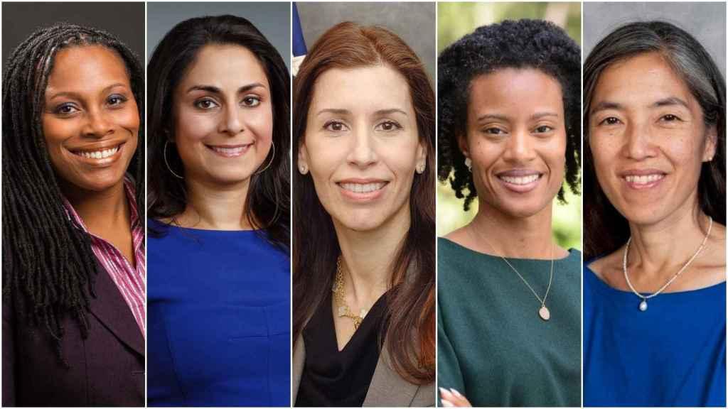 Las cinco científicas que formarán parte del comité de expertos que de Joe Biden contra la Covid-19,