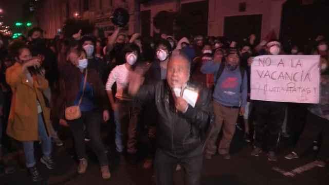 Terremoto político en Perú: Martín Vizcarra ya no es presidente