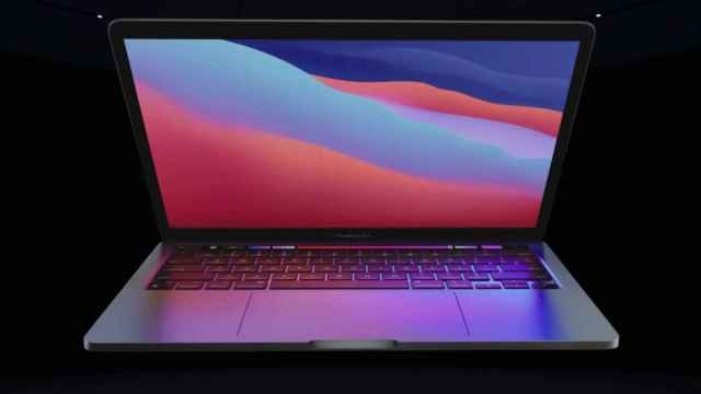 Primer MacBook Pro con procesador de Apple