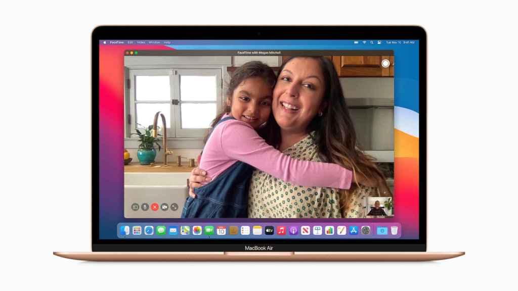 Nuevo MacBook Air con procesador Apple M1