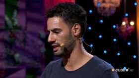 Asraf Beno ha sido el primero en enfrentarse a 'El espejo del alma'.