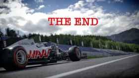 La despedida de Romain Grosjean