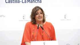Patricia Franco, consejera de Empleo de Castilla-La Mancha, en una imagen de archivo