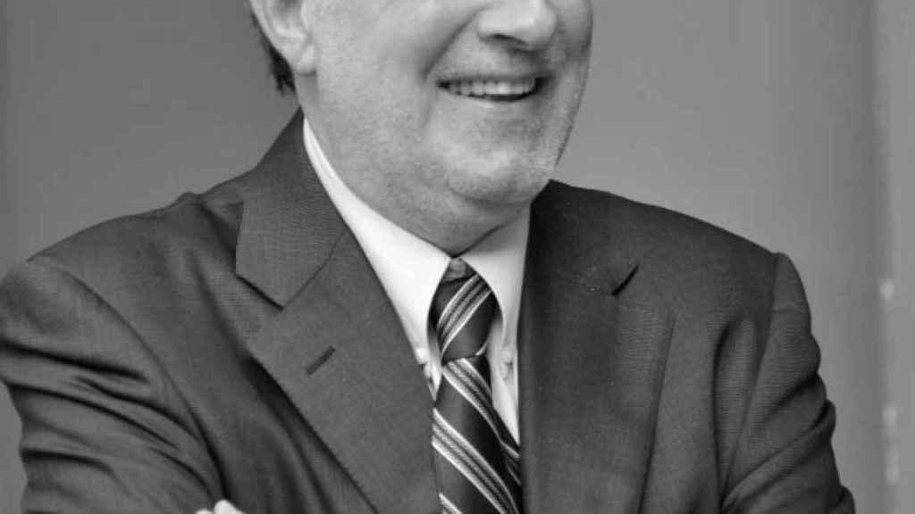 El economista José María Gay de Liébana.